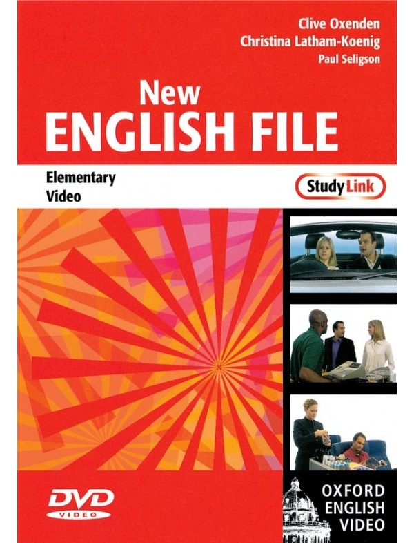 NEW ENGLISH FILE ELEMENTARY DVD