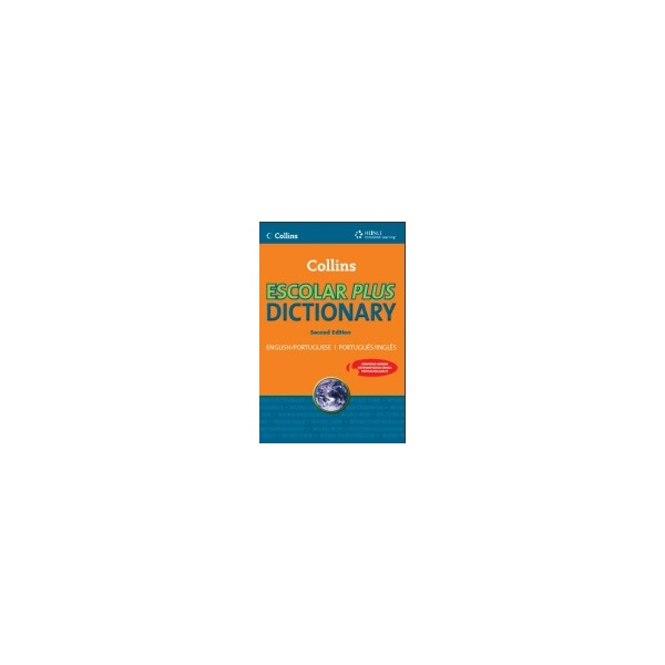 COLLINS ESCOLAR PLUS ENGLISH / PORTUGUESE DICTIONARY 2E