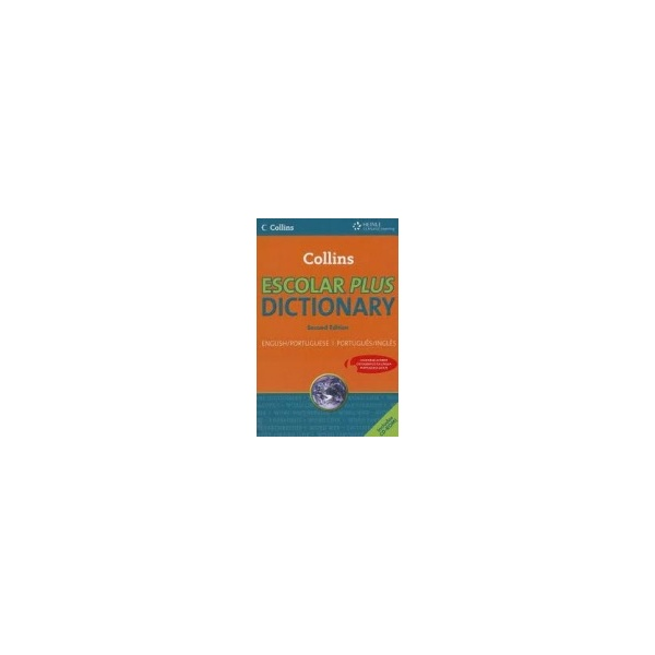 COLLINS ESCOLAR PLUS ENGLISH / PORTUGUESE DICTIONARY 2E + CD-ROM