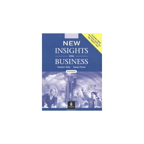 New Insights into Business Workbook (TOEIC)