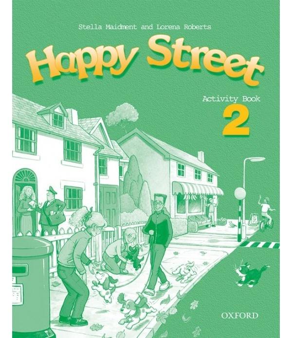 Happy Street 2 Activity Book