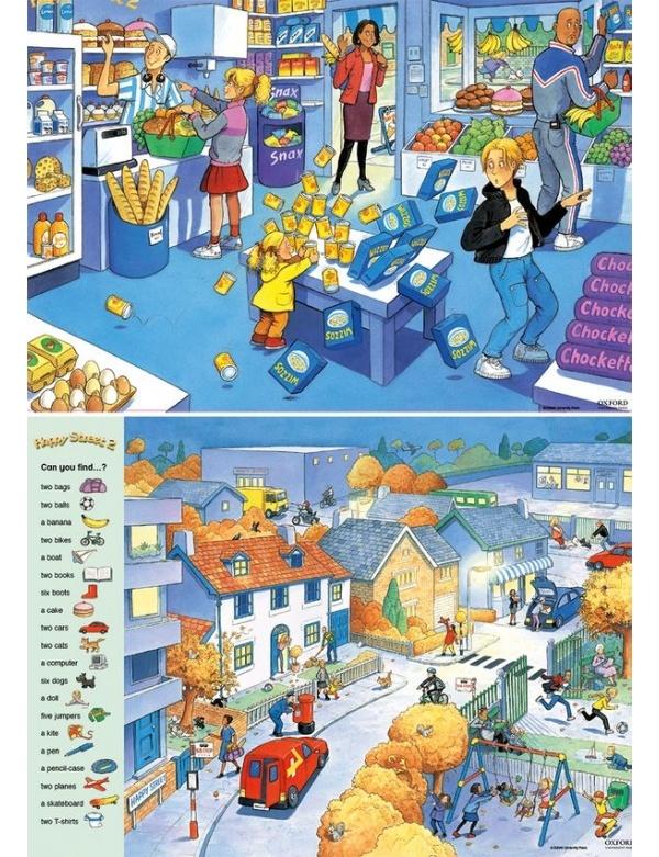 Happy Street 2 Posters
