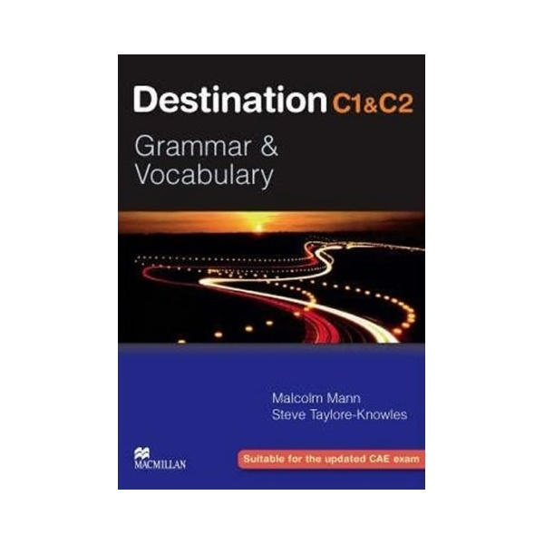 Destination C1 a C2 Student´s Book Without Key