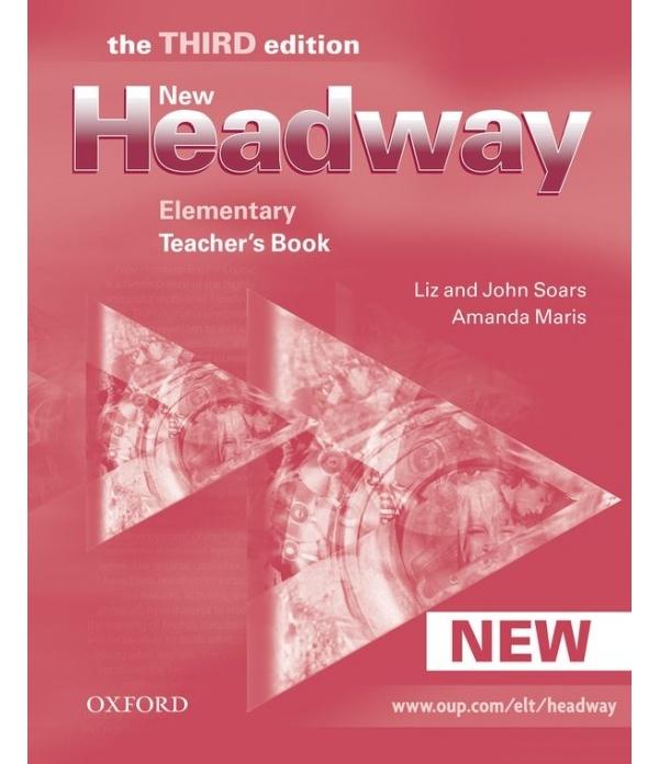 New Headway Elementary Third Edition (new ed.) Teacher´s Book