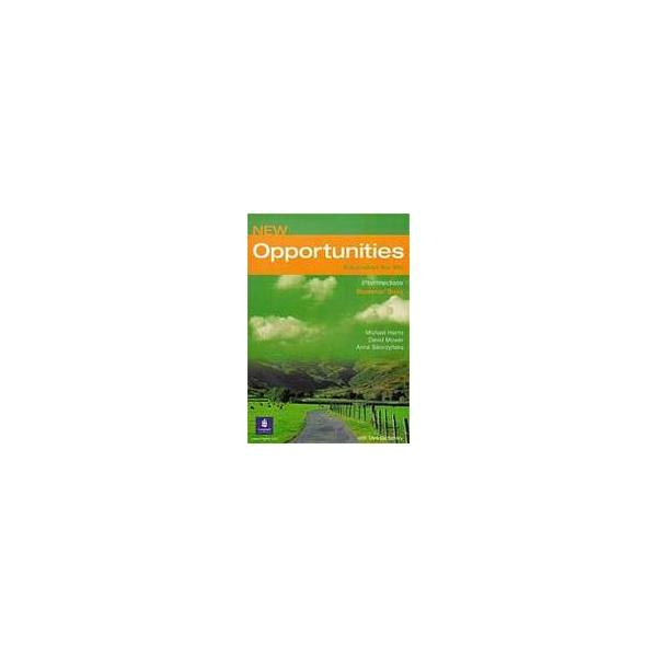 NEW OPPORTUNITIES Intermediate STUDENT´S BOOK