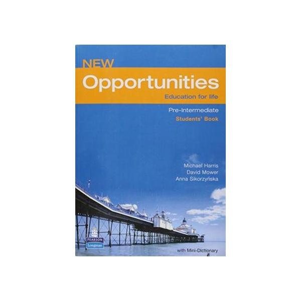 NEW OPPORTUNITIES Pre-Intermediate STUDENT´S BOOK