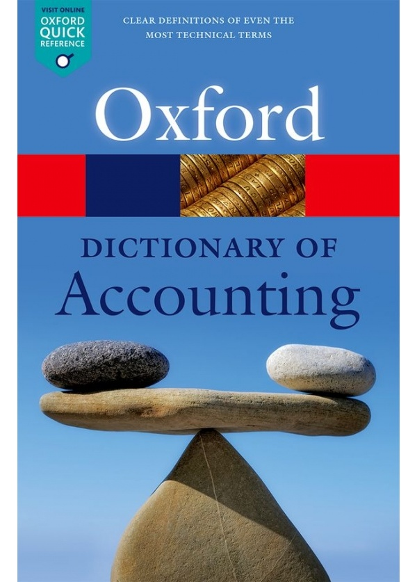 OXFORD DICTIONARY OF ACCOUNTING 4th Edition