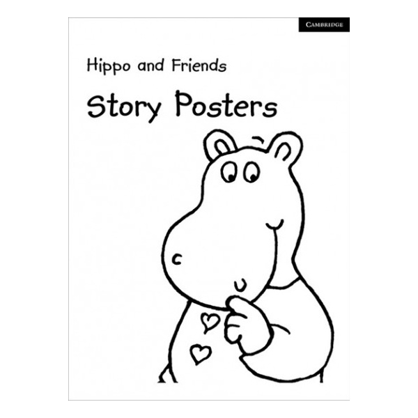 HIPPO AND FRIENDS 1 POSTERS