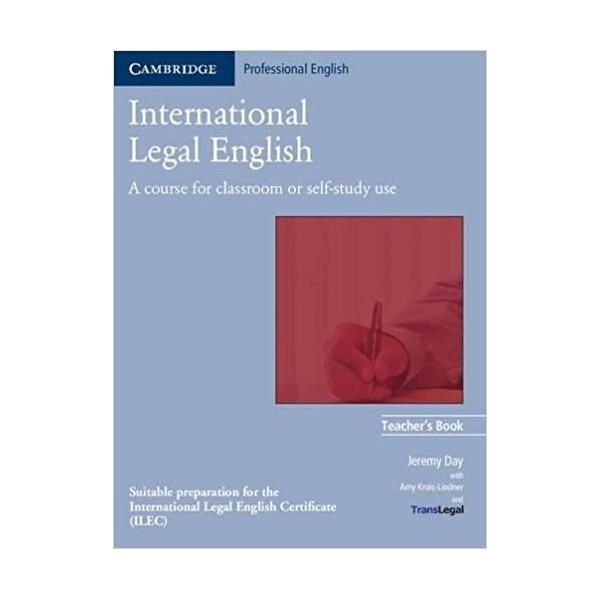 International Legal English Teacher´s Book