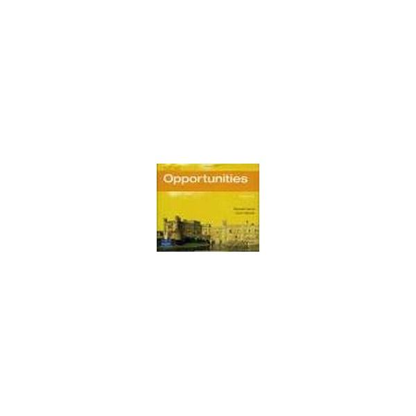 NEW OPPORTUNITIES Beginner Class Audio CD