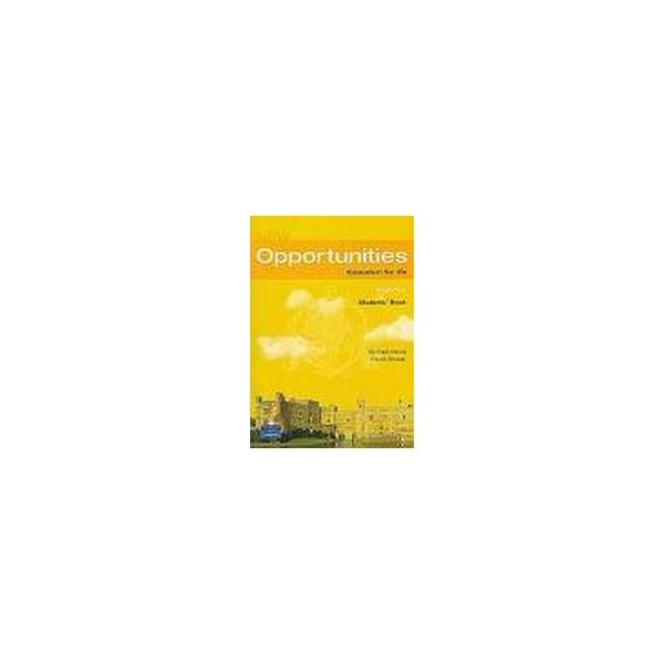 NEW OPPORTUNITIES Beginner Student´s Book