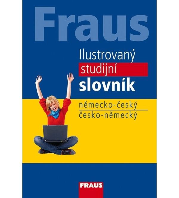 FRAUS Ilustrovaný studijní slovník německo-český / česko-německý + CDROM, 2. vydání