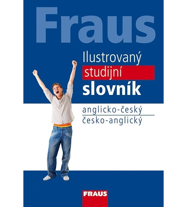 FRAUS Ilustrovaný studijní slovník anglicko-český / česko-anglický + CDROM, 3. vydání - poslední kus do vyprodání zásob !