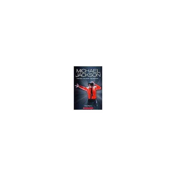 Scholastic Readers 3: Michael Jackson Biography (book+CD)