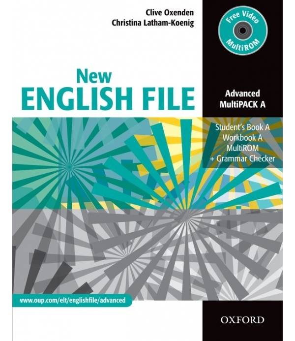 New English File Advanced MultiPACK A