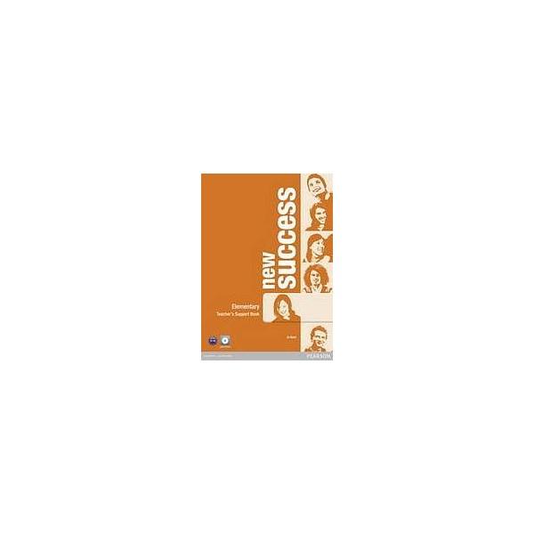 New Success Elementary Teacher´s Book with DVD-ROM