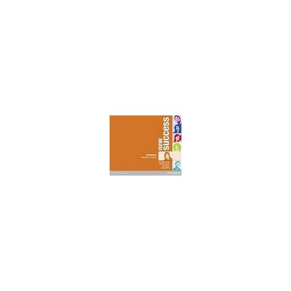 New Success Elementary Class Audio CDs