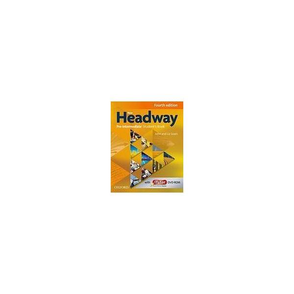New Headway Pre-Intermediate (4th Edition) Pack (SB a iTutor + WB a iChecker)