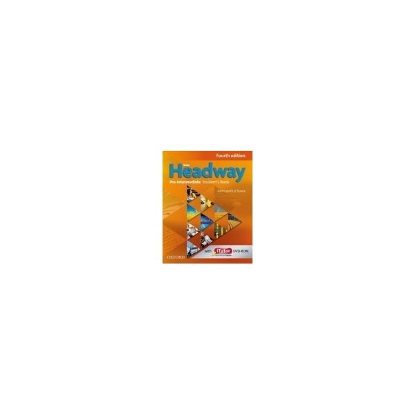New Headway Pre-Intermediate (4th Edition) MATURITA SB a iTutor + WB a iChecker Pack