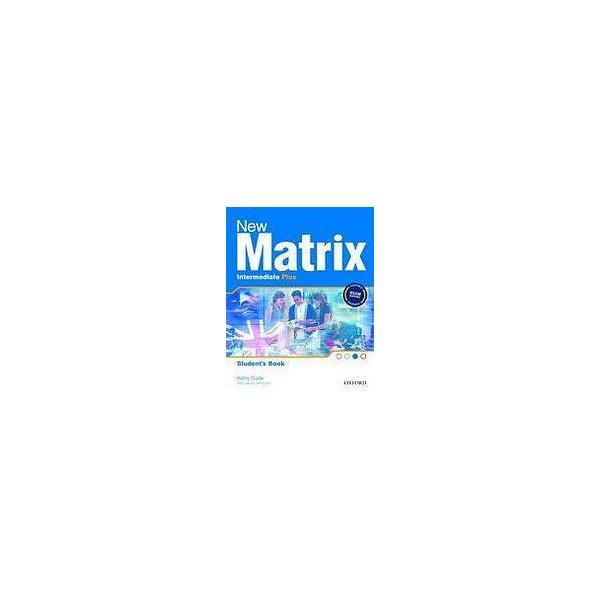 New Matrix Intermediate Student´s Book
