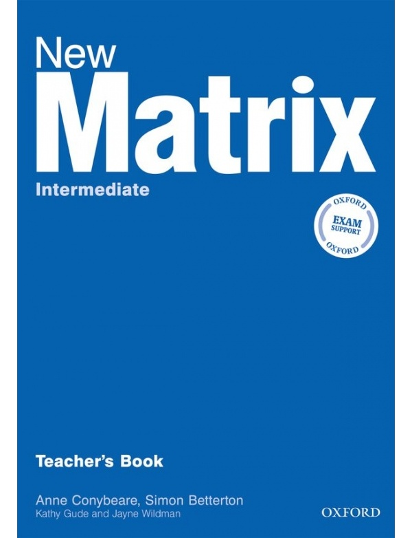 New Matrix Intermediate Teacher´s Book