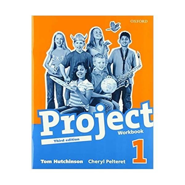 Project 1 Third Edition Workbook (International English Version)