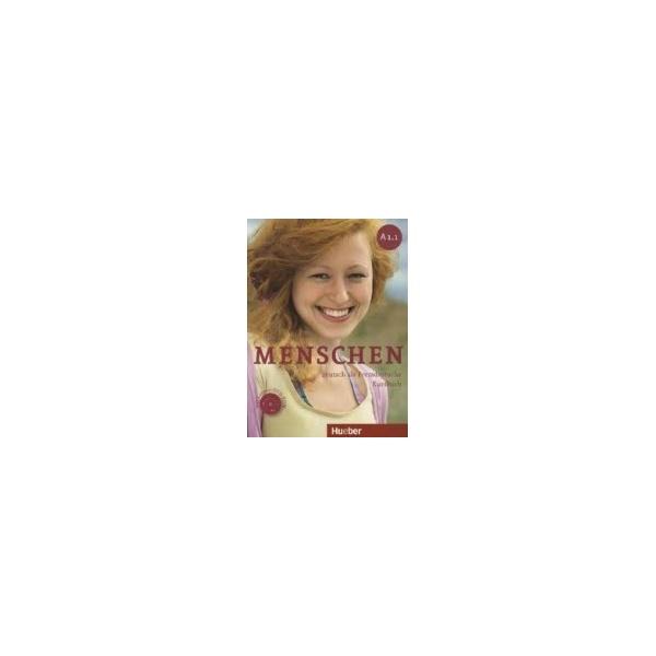 Menschen A1/1 Kursbuch + DVD-ROM