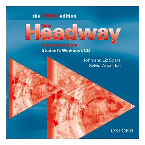 New Headway Pre-Intermediate Third Edition (new ed.) WORKBOOK CD