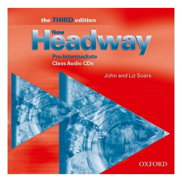 New Headway Pre-Intermediate Third Edition (new ed.) CLASS CDS /2/