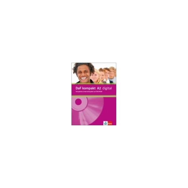 DaF Kompakt A2 Digital DVD