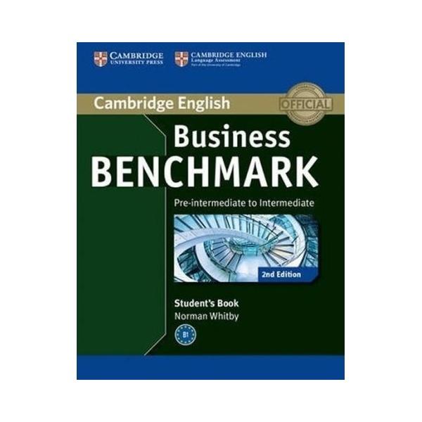 Business Benchmark Pre-Intermediate to Intermediate (2nd Edition) BULATS Student´s Book