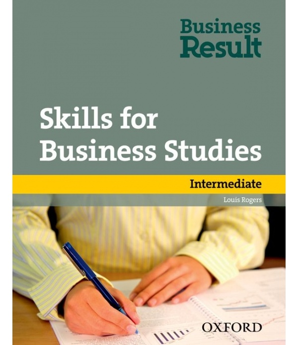 Business Result Intermediate Skills For Business Studies