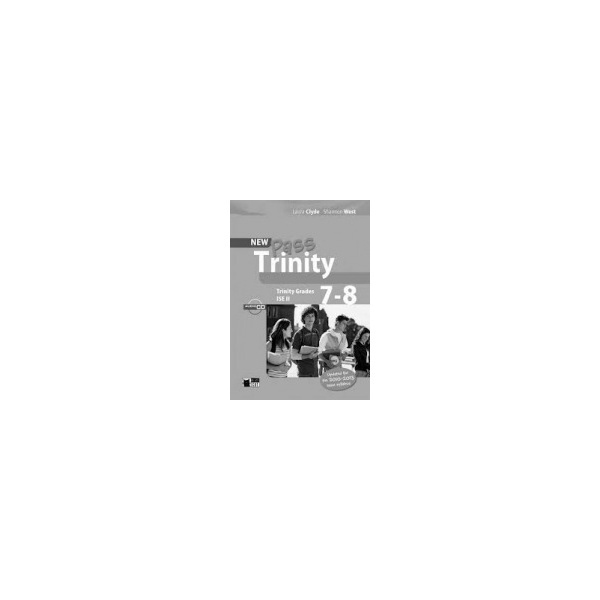 New Pass Trinity 7 - 8 and ISE II Teacher´s Book