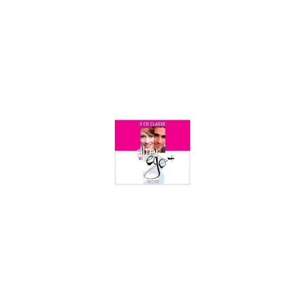 ALTER EGO PLUS 3 CD (3) CLASSE