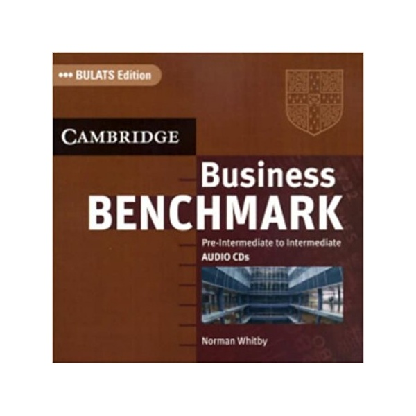 Business Benchmark Pre-Intermediate - Intermediate BULATS Edition Audio CDs (2)