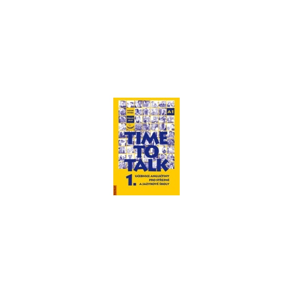 Time to talk 1 - kniha pro studenty