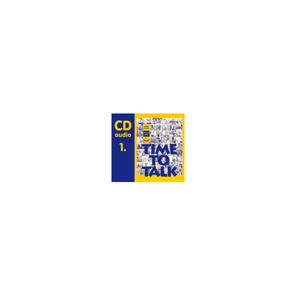 Time to talk 1 - audio CD