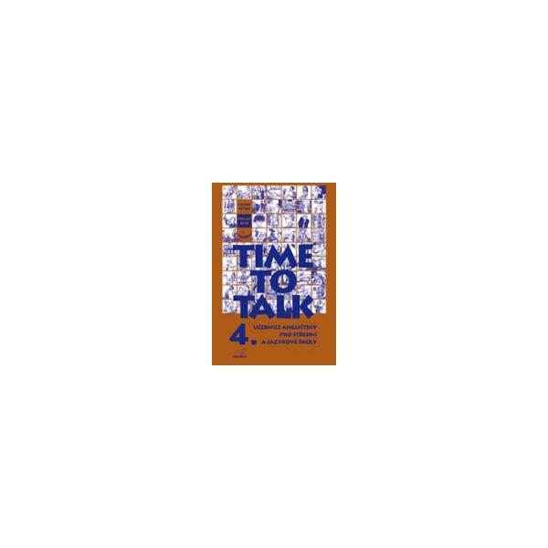 Time to talk 4 - kniha pro studenty