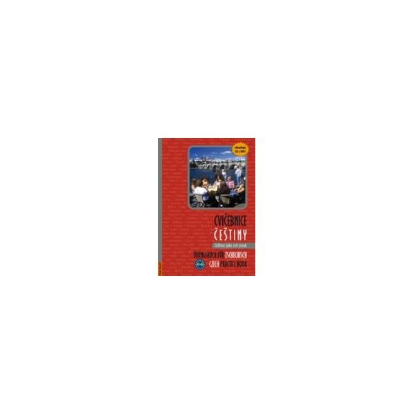 Cvičebnice češtiny + CD audio