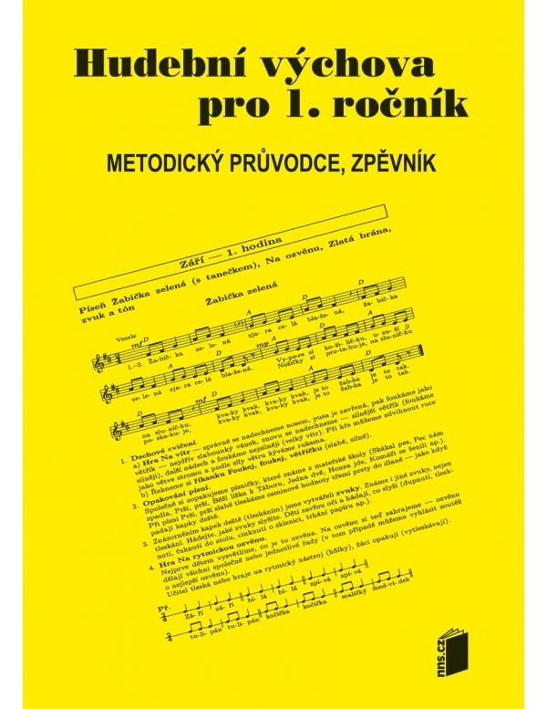 Metodika hudební výchovy 1