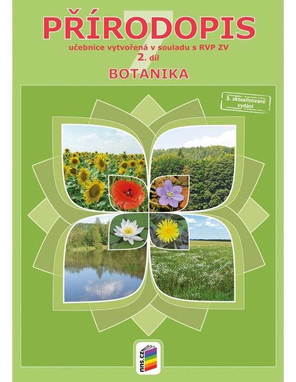 Přírodopis 7, 2. díl - Botanika (učebnice)