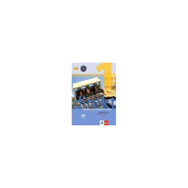 Direkt 1 neu učebnice + pracovní sešit a Audio CD + Výtah ze cvičebnice německé gramatiky na úrovni A1