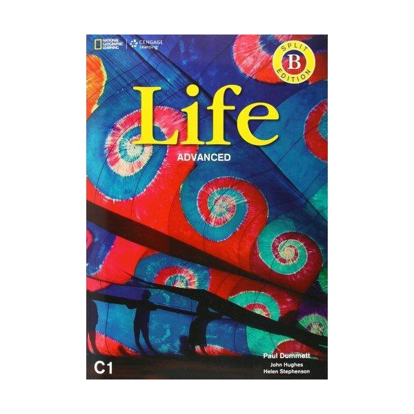 Life Advanced Student´s Book with DVD COMBO Split B