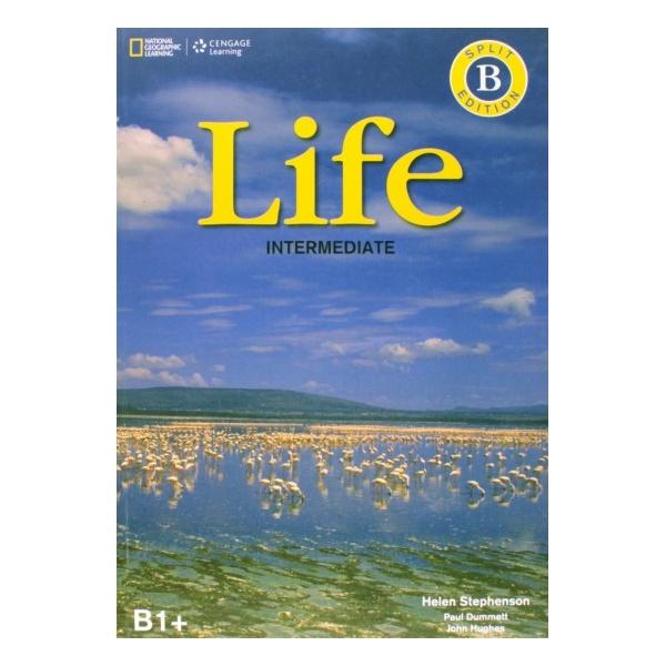 Life Intermediate Student´s Book with DVD COMBO Split B