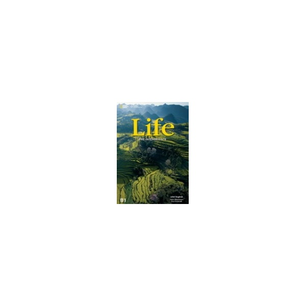 Life Pre-Intermediate Student´s Book with DVD COMBO Split B