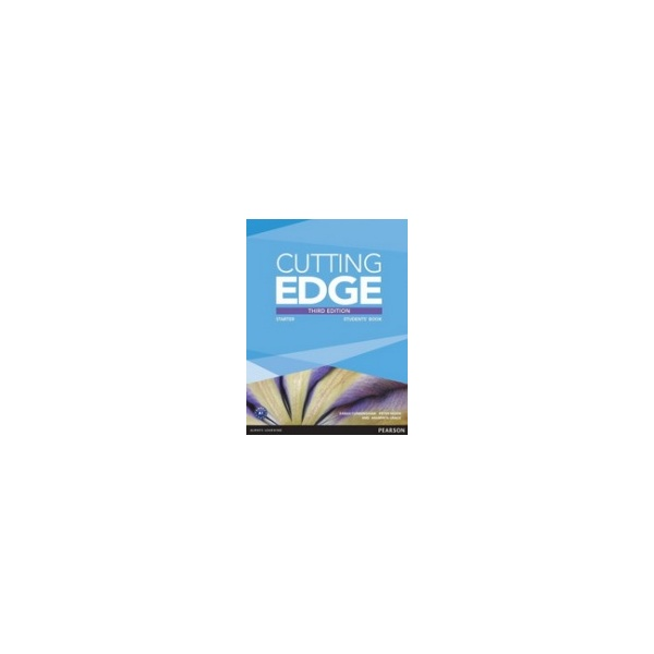 Cutting Edge Starter (3rd Edition) Student´s Book with Video DVD a MyLab Internet Access Code