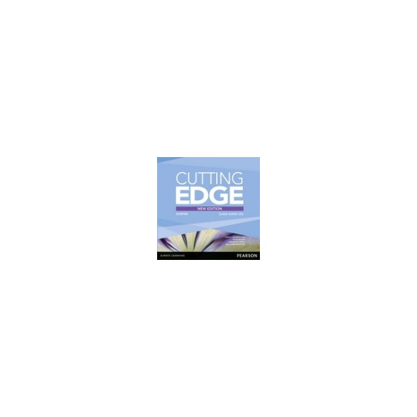 Cutting Edge Starter (3rd Edition) Class Audio CD