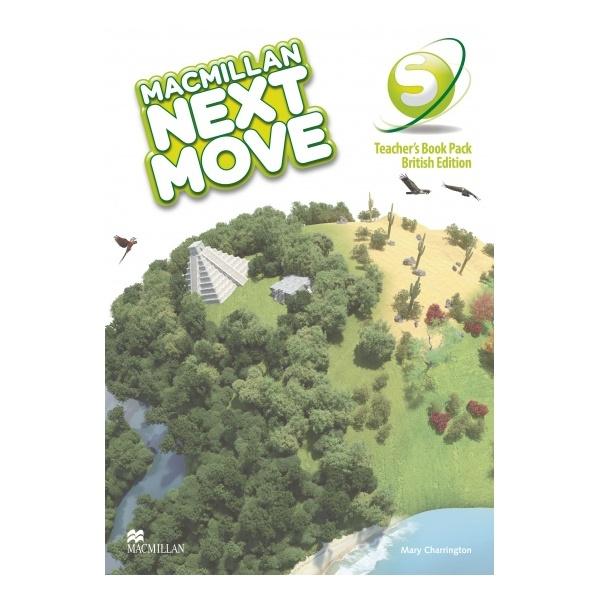 Macmillan Next Move Starter Teacher´s Book Pack