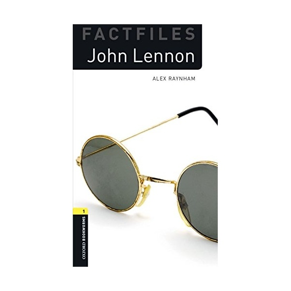 New Oxford Bookworms Library 2 John Lennon Factfile Audio CD Pack