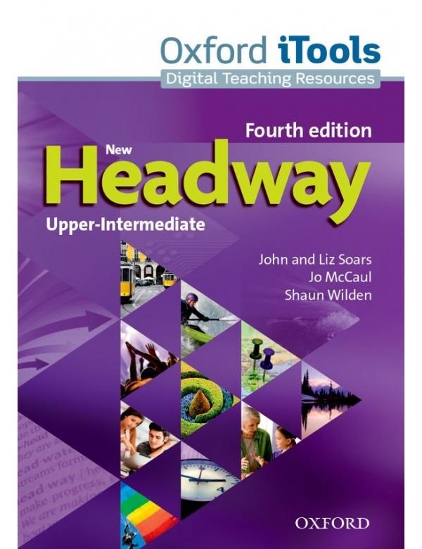New Headway Upper Intermediate (4th Edition) iTools DVD-ROM